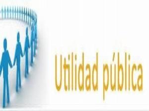 utilidad publica