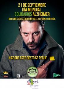 CARTEL DÍA MUNDIAL DEL ALZHEIMER 2014_AFAS