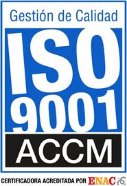 Logo Calidad ACCM
