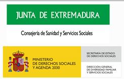 Subvencionado por la Junta de Extremadura con cargo a la asignación tributaria del I.R.P.F